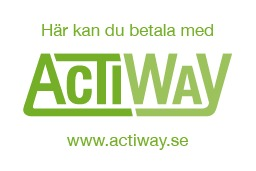 Här kan du betala med Actiway