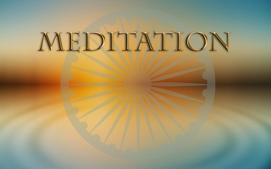 Morgonmeditation varannan fredag på Human Touch Body & Brain